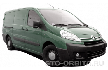 Ремонт Citroen Jumpy. Слабые места